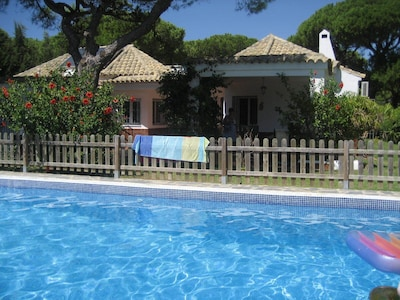 Fenced-In Heated Pool