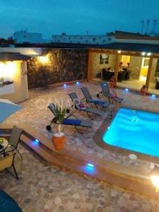 Lajares, La Oliva, Iles Canaries, Espagne