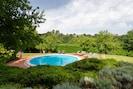 Villa L'Arco: Private swimming with whirlpool area