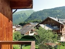 vue du balcon été