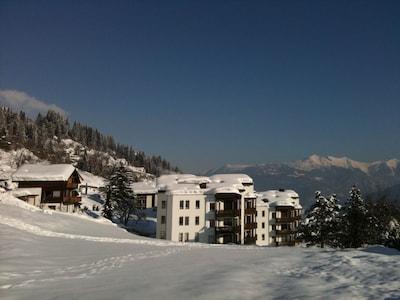 Casa Bea im Winter