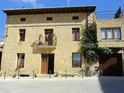 Peñacerrada-Urizaharra, Basque Country, Spain