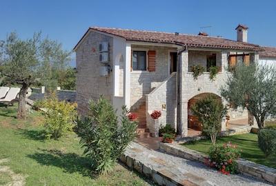 Das Ferienhaus Manuel