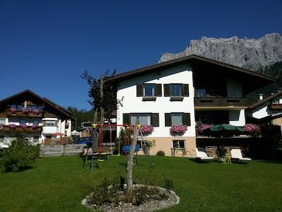 Tiroler Zugspitzbahn, Ehrwald, Tyrol, Austria