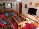 Coutch Wohnzimmer