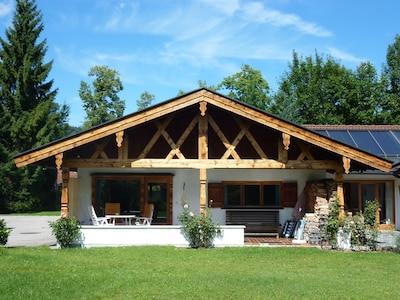 Weißach, Kreuth, Rottach-Egern, Bayern, Deutschland