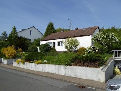 Retro-Style Haus Buche 7