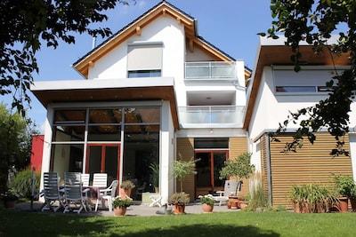 3 exklusive FeWo´s 1 bis 3 (im 1.+ 2. OG mit Süd-Balkon) im Stammhaus