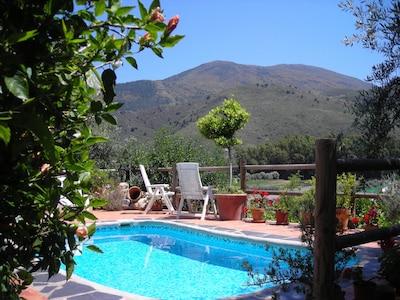 Agustinos, Orgiva, Andalusia, Spain