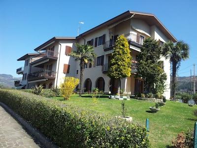 Grazioso appartamento nella zona vinicola nei pressi del Lago di Garda, Bardolino, Monte Baldo, Verona
