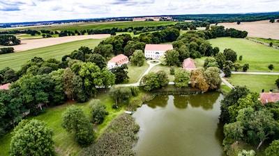Duckow, Malchin, Mecklenburg-Vorpommern, Deutschland
