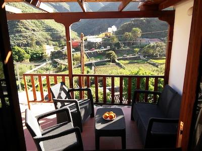 Casa de vacaciones en San Sebastián de la Gomera - entorno