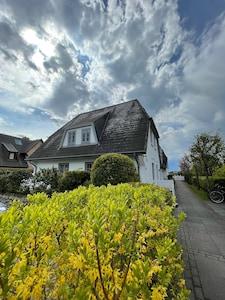 Kirche St. Severin, Sylt, Schleswig-Holstein, Germany