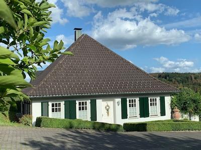 Dreifelder Weiher, Dreifelden, Rhineland-Palatinate, Germany