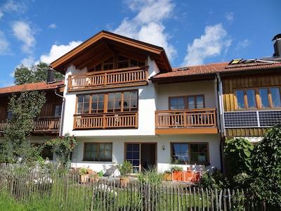 Arzbach, Wackersberg, Bavaria, Germany