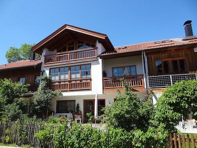 Wackersberg, Bavière, Allemagne
