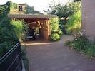 Carport für Gäste + 'Baumhaus'