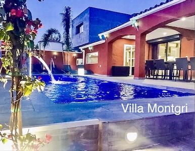 "Ferienhaus ""Villa Montgri"" Infos: www.solempuria.com"