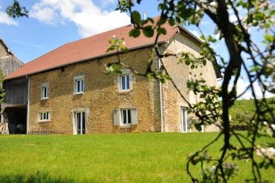 Labergement-du-Navois, Levier, Doubs (departement), Frankrijk