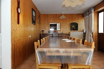 Salle a manger - 12 personnes