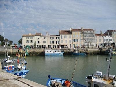 Saint-Martin-de-Ré, Charente-Maritime (département), France