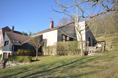 Deux Rivieres, Yonne, France