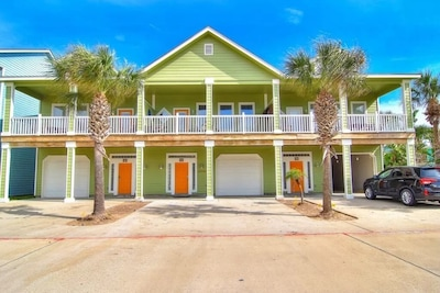 Sand Hill Townhomes, Port Aransas, Texas, United States of America