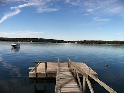 Boothbay Harbor Marina, Boothbay Harbor, Maine, Verenigde Staten