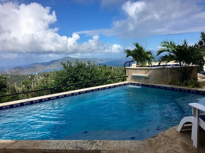 Privacy and world class views!