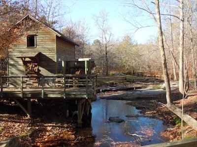 """The Beautiful """"Grist Mill"""""""