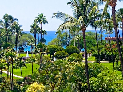 View from Lanai condo 5-412