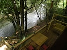 View of River from porch