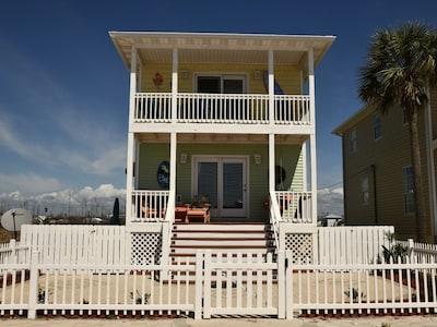 Mexico Beach, Port St. Joe, Comté de Bay, Floride, États-Unis d'Amérique
