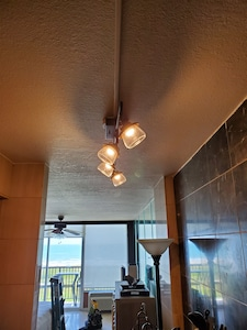 Kitchen overhead lights