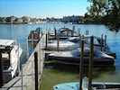 Waterfront View and Private Marina