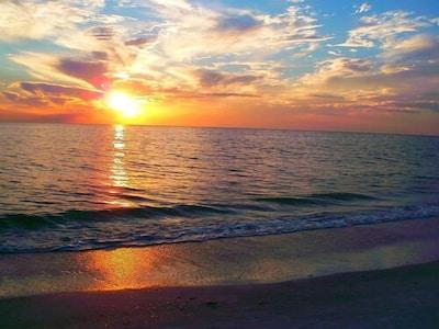 Bradenton Beach sunset