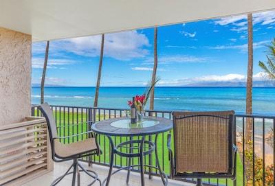Endless days of enjoying those gorgeous ocean views from your lanai
