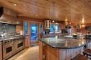 Gourmet Kitchen w/ Huge Island, double oven