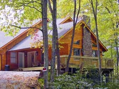 Welcome to Eagle's Nest Cabin at Hummingbird Hill Cabin Village!