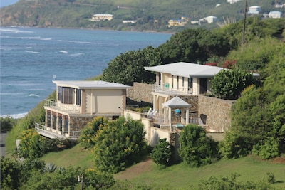 Five O'Clock on the Hill overlooking Grapetree Bay. Plenty of room for you!