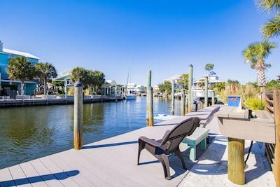 Perdido Key Coves One, Pensacola, Florida, USA