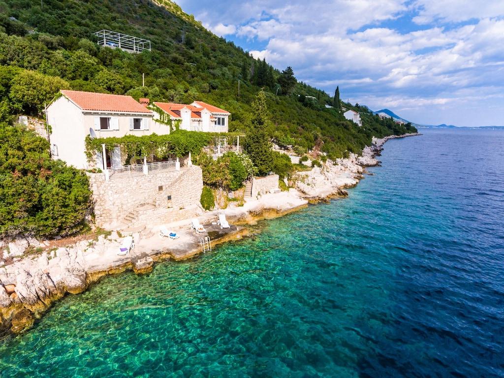 дома на средиземном море