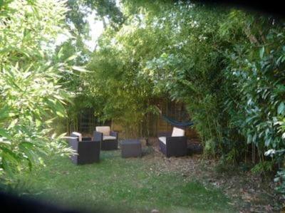 CAP FERRET/ PIQUEY villa 8pe  calme proche plages