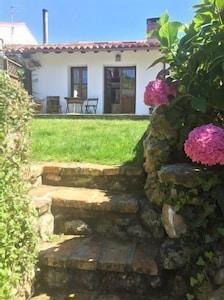 Casa rural (alquiler íntegro) Hyggebo para 4 personas