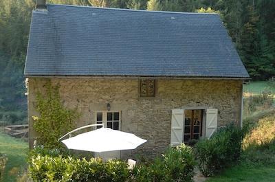 Meymac, Département Corrèze, Frankreich