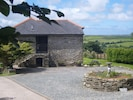 Barn Owl Cottage with views of the beautiful countryside