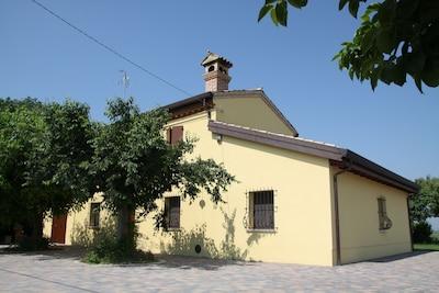 Bagnacavallo, Emilia-Romagna, Italia