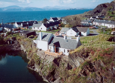 Creagard on Luing, the Forgotten Isle only a short distance from the Oban.
