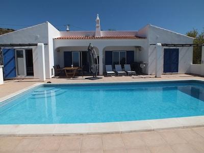 Sun terrace with swimmingpool