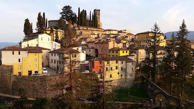 Barga, Toscane, Italie